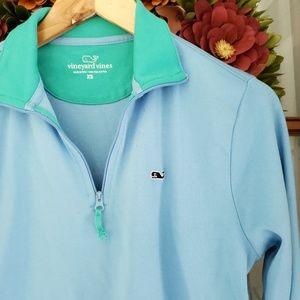 Vineyard Vines 1/4 Zip Pullover Sweatshirt XS